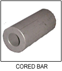 SAE 863 Sintered Iron Cored Bar