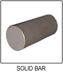 SAE 863 Sintered Iron Solid Bar