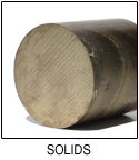 C90500 Tin Bronze Solid Round