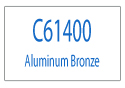 C61400 Metal Information Page