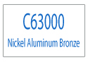 C63000 Bronze Alloy Information Page