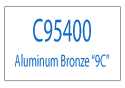C95400 Bronze Alloy Information Page