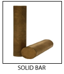 SAE 841 Sintered Bronze Solid Bar