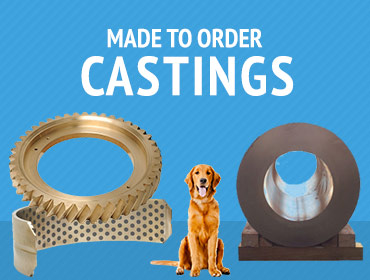custom bronze castings